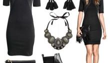 robe-de-soiree-courte-noire